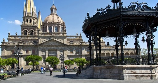 Visit historical monuments in Guadalajara on your Mexico Vacation