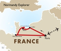 Normandy Explorer