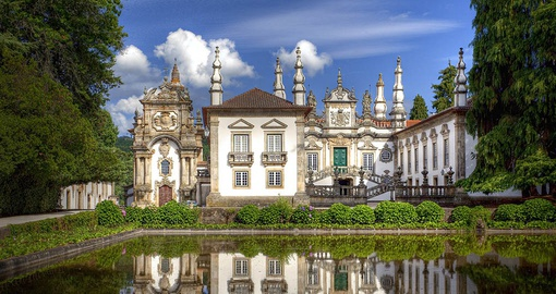 Explore stunning castles on your Portugal tour