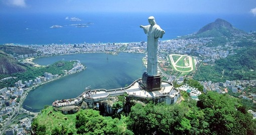 Visit Christ the Redeemer on your Brazil Vacation