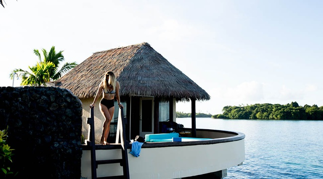 Savusavu offers a range of luxurious, boutique resorts