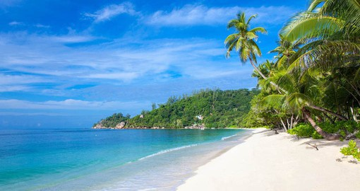 "The Seychelles has been described as the ""Original Garden of Eden"""