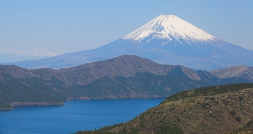 Mount Fuji from Hakone