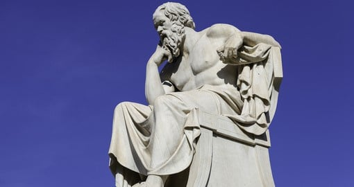 Explore the philosophical side of Greeks with a tour of Athens on your Greek Vacations