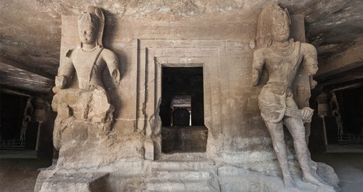 Visit the Elephanta Vaces on your India Tour