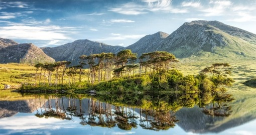Connemara mountains, Ireland