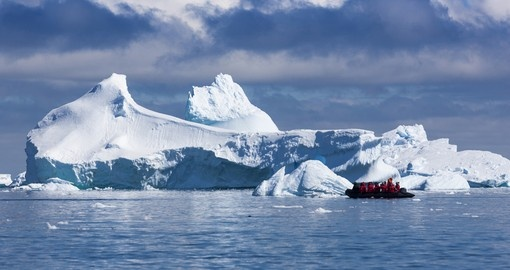 Nature of the Antarctic Peninsula