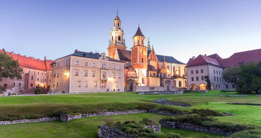 The Wawel Royal Castle and the Wawel Hill constitute the most historically and culturally important site in Poland