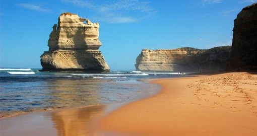 See Gibson Steps on the Great Ocean Road during your Australia Vacation