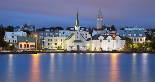 Explore beautiful Reykjavik on your next Iceland vacations.