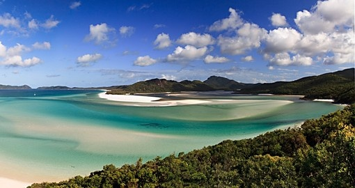 Whitehaven beach - The Whitsundays
