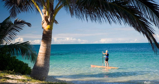 Try new watersports on your Fiji Vacation