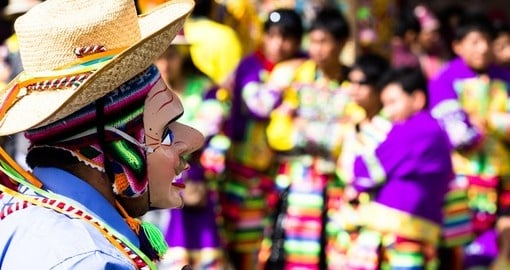 Experience colourful local life on your Peru Tour