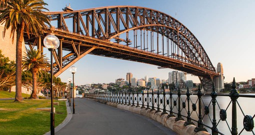Sydney, capital of New South Wales and one of Australia's largest cities was founded in 1788