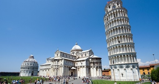 Visiting The Tower of Pisa must be one of the attractions on your list during your next Italy tours.