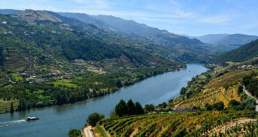 Enjoy the countrysdie on your Portugal Tour