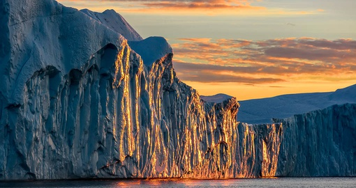 Enjoy amazing vistas on your arctic tour