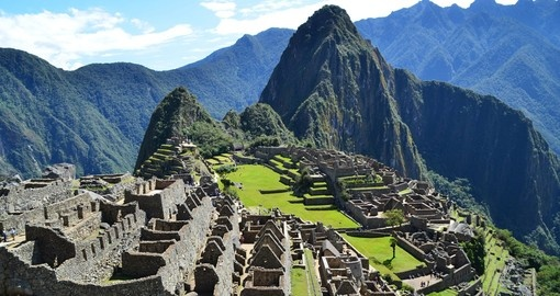 The Iconic City of the Incas, Machu Picchu is a must inclusion on your Peru vacation