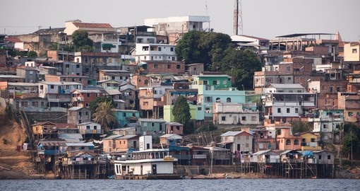 Tour a Favela on your Brazil Vacation