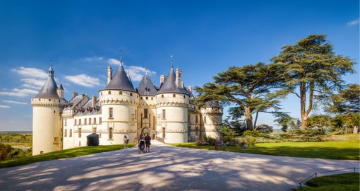 Once the domain of Kings and Queens, the Loire boasts many of France's most opulent estates