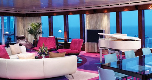 The Haven on the Norwegian Jewel