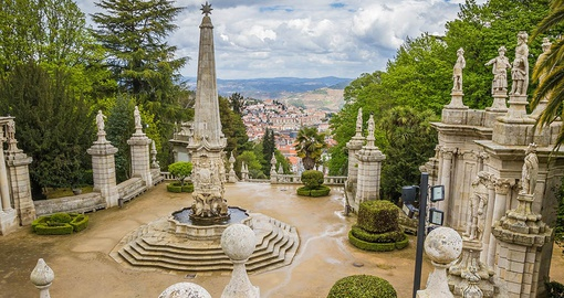 Enjoy the views on your Portugal Tour