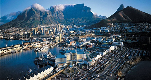 Explore fascinating Cape Town on your South Africa vacation