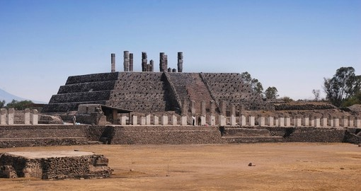 Visit Teotihuacan on your Mexico Vacation