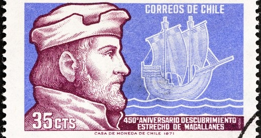 450th Anniversary of the discovery of the Magellan Straits