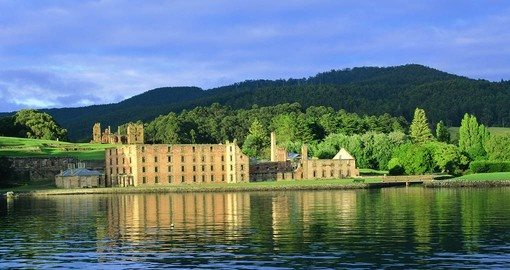 Include historic Port Arthur on your Australia vacation