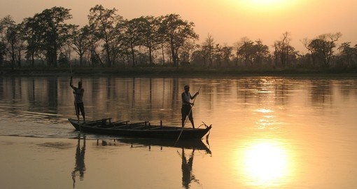 Chitwan National Park is a recommended inclusion on all Nepal tours.