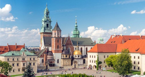 Tour the Cathedral of St. Stanislaw on your Estonia Tour