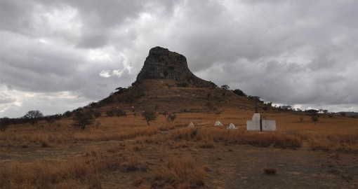 Visit Isandhlwana site of the famour Boer War battle on your South Africa Vacation