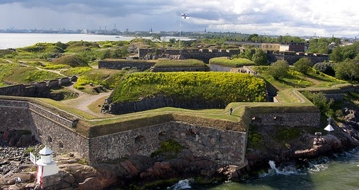 Fortress of Sveaborg