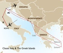Classic Italy & The Greek Islands