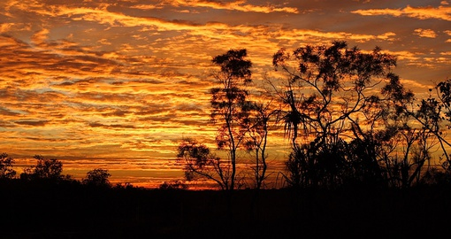 Experience Sunset near to Darwin during your next trip to Australia