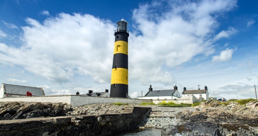 St Johns Point lighthouse, County Down