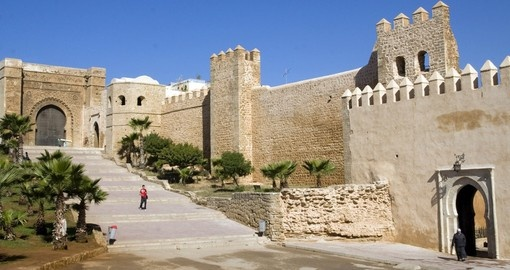 Old Rabat city