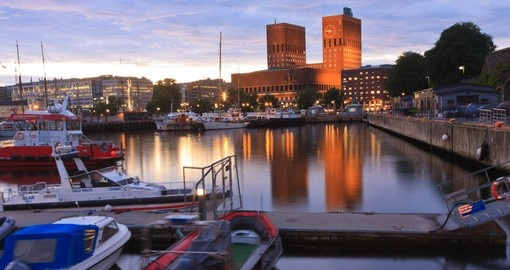 Visit Oslo Harbour on your Norway Tour