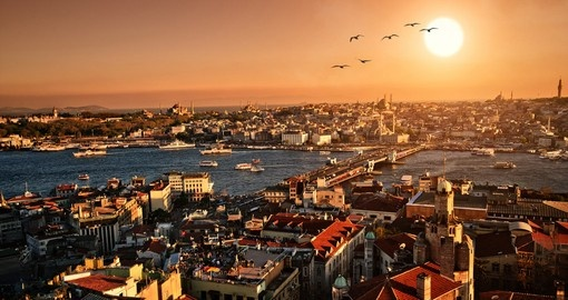 Istanbul, The Gateway to Europe