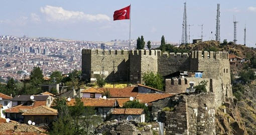 Ankara - the capital of Turkey
