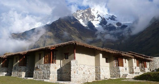 Stay at Lodges with a view on your Peru Tour