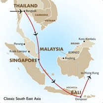Classic South East Asia