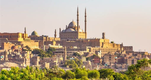 "Egyptians call Cairo ""Umm Ad Dunya"" - the Mother of the World"