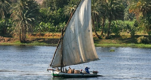 Life on The River Nile