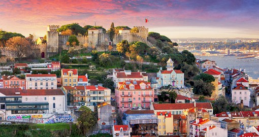 Lisbon the capital city of Portugal is one of the most charismatic and vibrant cities of Europe