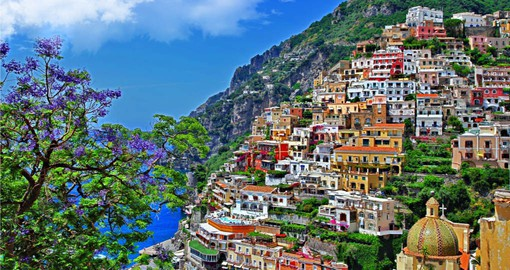 Upscale and dramatic, Positano is perhaps the Amalfi Coast's best known village