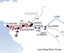 The Loire, A Royal River Cruise
