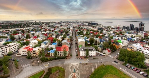 Visit Downtown Reykjavik on your next Iceland tours.