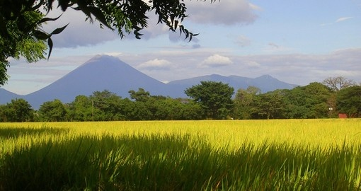 Enjoy unspoiled countryside on your Nicaragua Vacation